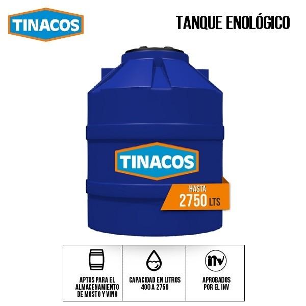 TANQUE ENOLÓGICO  AGRO INDUSTRIAL